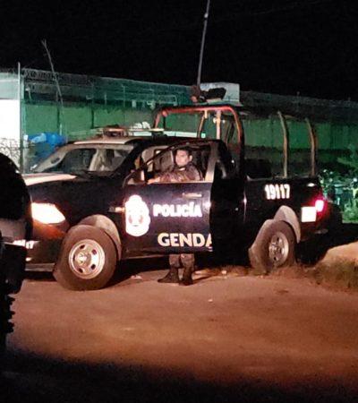 Realizan cateo en cárcel de Cozumel