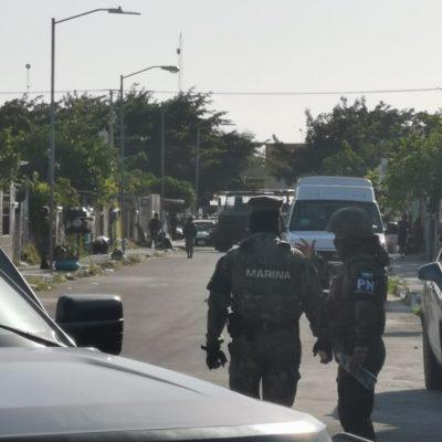 Catean casa y hallan droga en Chetumal