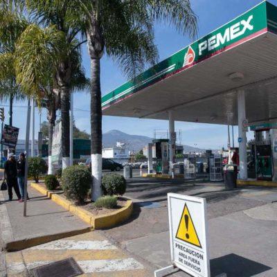 Cierran 320 gasolineras de manera repentina tras operativo de Profeco contra huachicoleo