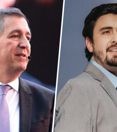 Cede Jorge Vergara el 'trono' de 'las Chivas' a su hijo Amaury