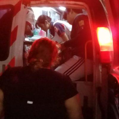 'Carambola' en Cancún deja tres lesionados
