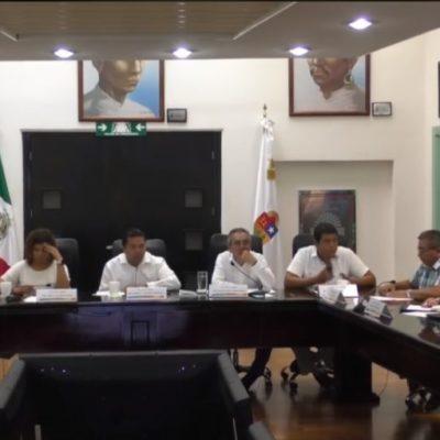 Diputados aumentan a 26 pesos el pago del impuesto de Derecho de Saneamiento en Solidaridad y Lázaro Cárdenas