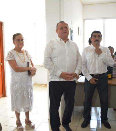 Entrega 'Chak Me'ex' nuevos nombramientos en el gobierno de Felipe Carrillo Puerto