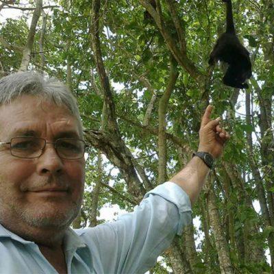 Asesinan a activista protector del mono saraguato en Tabasco; abandonan su cuerpo en Chiapas