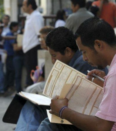 Reporta IMSS desplome de empleo formal en mayo; 88.2% plazas menos que en 2018