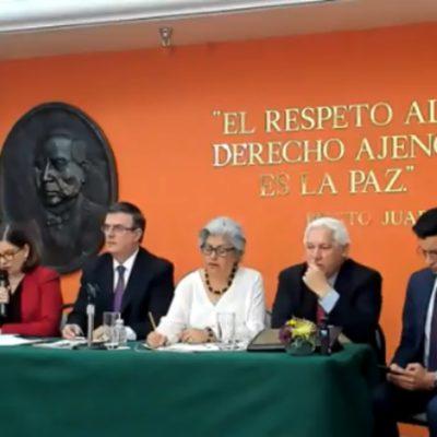 Rechaza México ser 'tercer país seguro' para frenar migración a EU como lo exige Trump