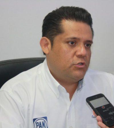 Buscará el PAN hacer un trabajo en conjunto en la XVI Legislatura para permitir que Carlos Joaquín ejerza su enmienda, asegura Eduardo Pacho
