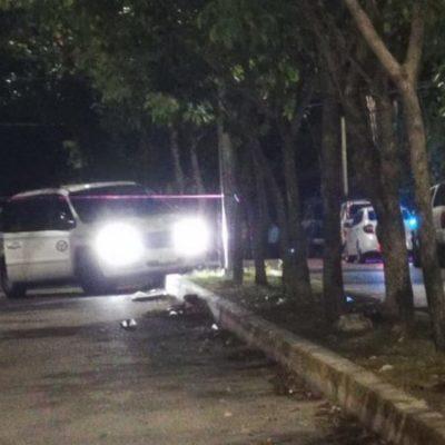 Taxista ejecutado en Playa era ex director del Parque Vehicular de Solidaridad en la pasada administración