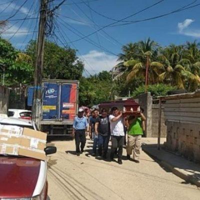 Viajó a Villahermosa a buscar empleo en la refinería, pero regresó muerto a Coatzacoalcos