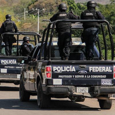 Llaman 'fifís' a elementos de la Policía Federal por pedir 'hotel y bufet' en operativos del INM