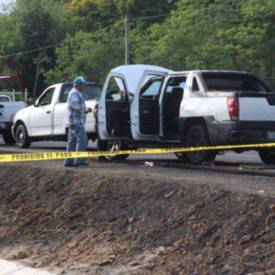 Muere una mujer en presunta persecución de policías federales a migrantes en Veracruz