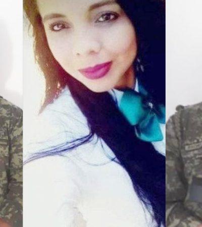 Quedarían libres militares asesinos por mala integración de carpeta, acusan padres de Brenda Orquídea