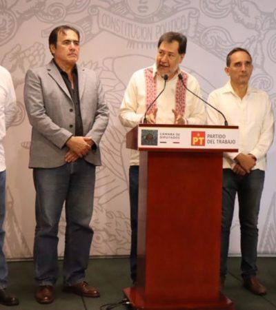 Fernández Noroña asegura que existen bases para exigir la nulidad de la elección en el Distrito 10