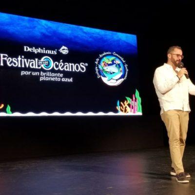 Ciclo de conferencias fomenta entre los jóvenes el cuidado de los océanos