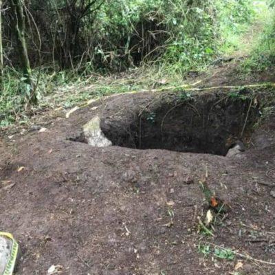 Obligan, con disparos al aire, a suspender búsqueda de fosas clandestinas en Veracruz