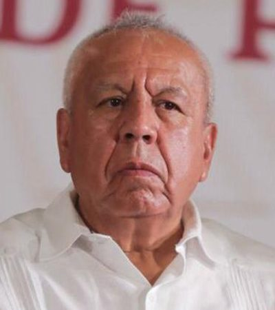 FUNCIONA EXHORTO DE AMLO: Ofrece Garduño disculpas a policías federales por llamarlos 'fifís'