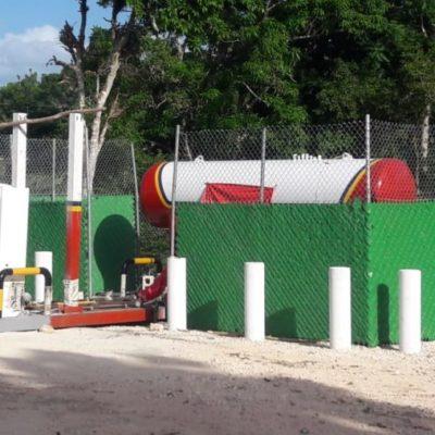 Aseguran autoridades que construcción de gasera en JMM sí está dentro de la ley, pero requiere permiso de funcionamiento