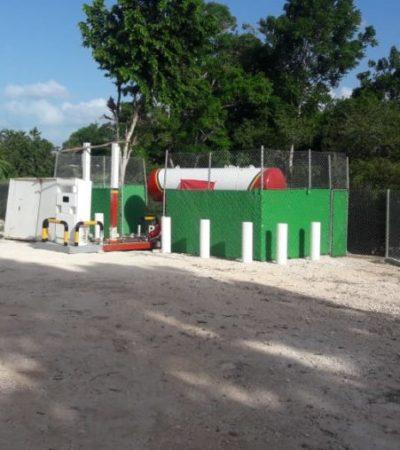 Vecinos de José María Morelos se inconforman por instalación de gasera en el municipio