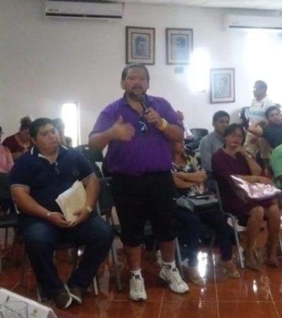 Vecinos de la colonia Nueva Generación se oponen a la donación de terreno para la Guardia Nacional en Chetumal