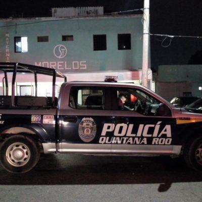 Balean a un hombre durante un asalto en Cancún