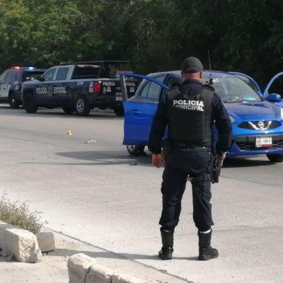 SE CONSUMA EJECUCIÓN 102 EN PLAYA: Fallece hombre atacado a balazos hace una semana cuando circulaba en un auto con su hijo cerca de la 115