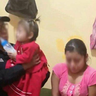 VIDEO   Detienen a la 'hiena de Guerrero' que dio brutal golpiza a su bebé de tres años