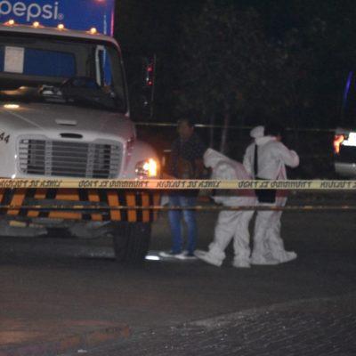 VIOLENTO ASALTO EN PARAÍSO MAYA: Asesinan de un balazo a repartidor de refrescos y dejan herido a su compañero en Cancún