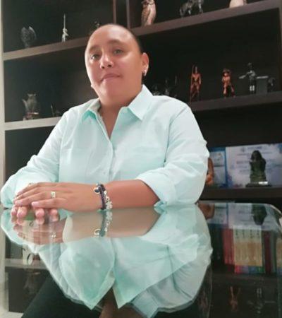 Considera Cristina Torres que agenda legislativa debe priorizar la protección de corporaciones policíacas