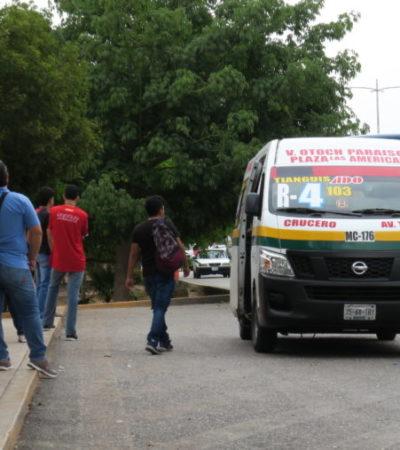 Benefician a unidades de TTE con nuevas rutas, pese a irregularidades y faltas al reglamento de Tránsito Municipal