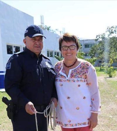 RENUNCIA MARTÍN ESTRADA: Por razones personales, jefe policíaco de Solidaridad deja el cargo; en su lugar nombran a Jorge Robles Aguilar