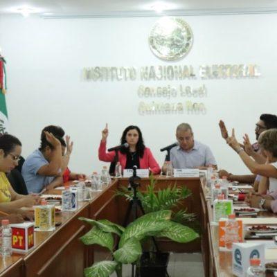 INE da por concluido el proceso electoral en QR y exhorta al Ieqroo a revisar los motivos del elevado abstencionismo