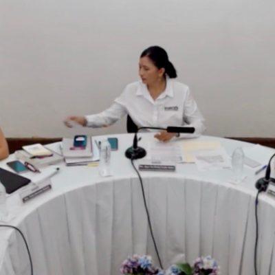 Aplaza Ieqroo designación de diputaciones plurinominales