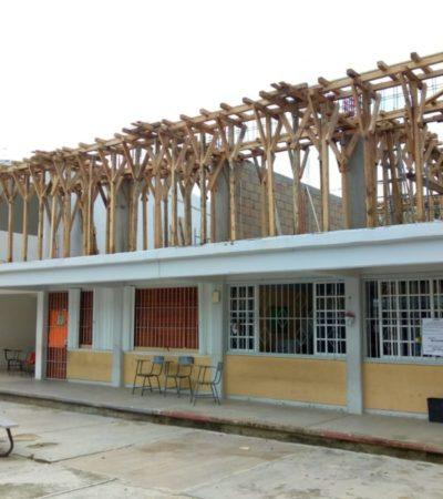 Invertirá Ifeqroo más de 131 mdp para edificación de escuelas, aulas y anexos en ocho municipios de QR
