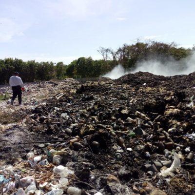 Garantiza ayuntamiento de OPB mediante entrega de fianza por 3.1 mdp cumplimiento de observaciones hechas por la Procuraduría de Protección al Ambiente en el manejo del basurero municipal