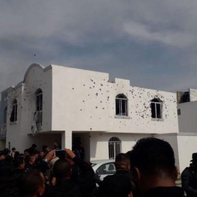 Balaceras en Tlajomulco, Jalisco, dejan saldo de un policía y dos delincuentes muertos