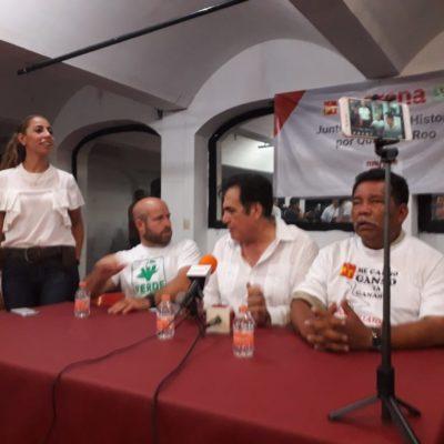 RECLAMA MORENA 11 DISTRITOS: Con un abstencionismo de casi 80%, la alianza obradorista dice que pelearán resultados en otros 4 distritos de Quintana Roo