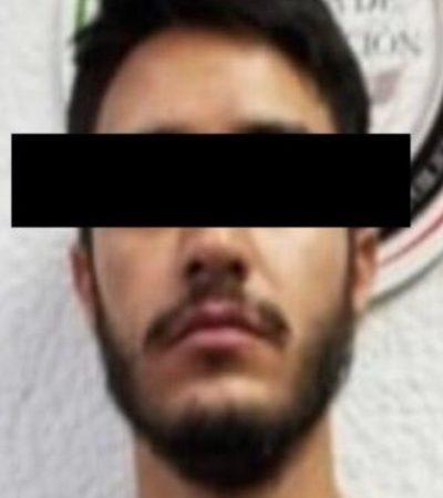 Detienen a 'Luis C', hijo de Amado Carrillo, en Hermosillo