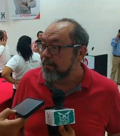 """""""El PRI está satisfecho con la labor de los candidatos, pero es necesario fomentar la participación ciudadana y aumentar los niveles de votación"""", afirma Manuel Díaz Carvajal"""