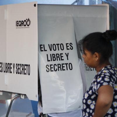 SE DEBILITA LA FIGURA DEL CANDIDATO INDEPENDIENTE: En una elección marcada por el abstencionismo, tres aspirantes obtuvieron el peor resultado de todos