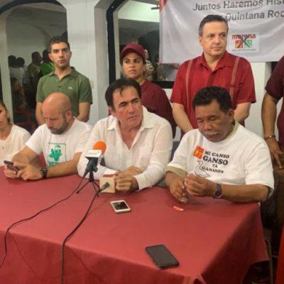 Morena refrenda que es la primera fuerza política de QR al ganar 11 de 15 distritos electorales