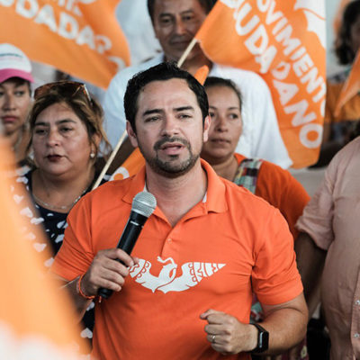 Acusa 'Chanito' Toledo de simulación al PAN y a Morena en la designación de diputados plurinominales
