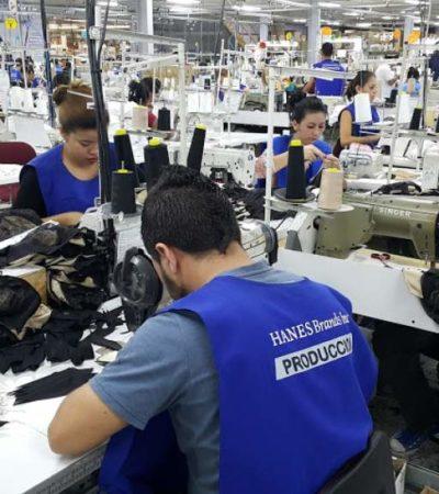 Anuncia AMLO 40 mil empleos para migrantes en la industria maquiladora