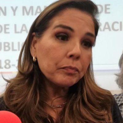 REDUCEN PRESUPUESTO PARA SARGAZO: Confirma Mara Lezama que recurso de Zofemat está etiquetado y no podrán aportar al estado para erradicar la macroalga