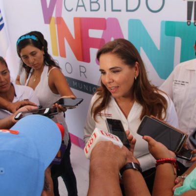 Asegura Mara Lezama que respeta la distribución de diputaciones plurinominales, pero Morena sí hará lo propio en materia jurídica