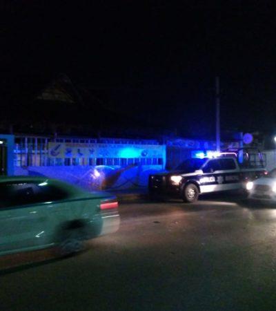 Dos heridos de bala en puntos distintos de Solidaridad