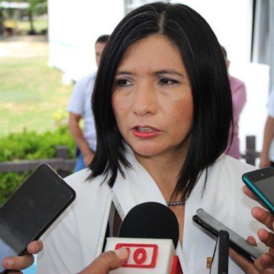 Ante posible desaparición de OPLES en México, pide Mayra San Román que se revise el trabajo, aportaciones y avances del Ieqroo a la democracia