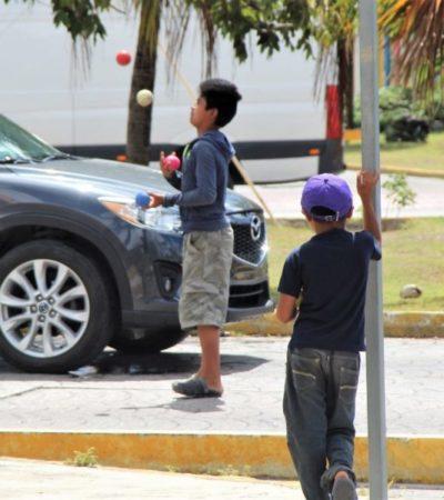 Existe crimen organizado detrás de casos explotación infantil en Cancún, asegura directora municipal del DIF