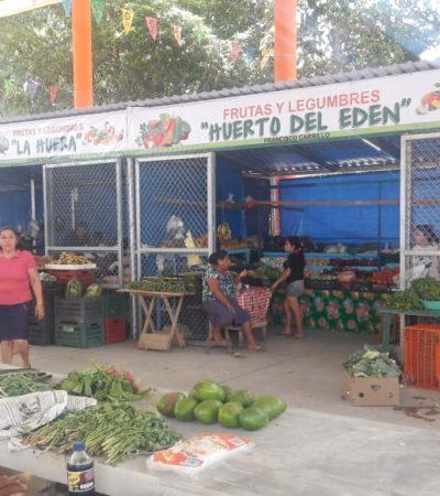 Mercado Municipal de Morelos será entregado mañana