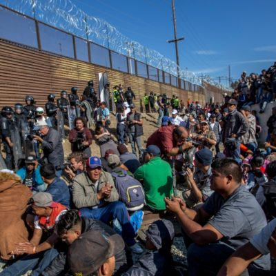 Habría ya acuerdo entre México y EU para militarizar frontera con Guatemala, según The Washington Post