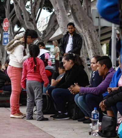 Ofrecen maquiladoras de Tijuana hasta 20 mil empleos a migrantes deportados por EU